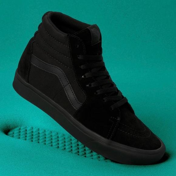 Vans Shoes | Comfycush Hi Tops | Poshmark